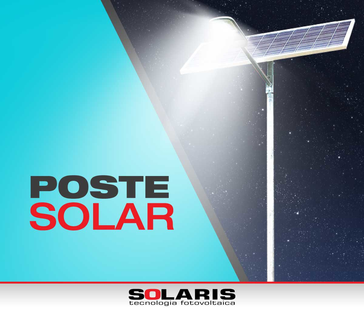Poste de Energia Solar: Solução em Iluminação para Condomínios Residenciais