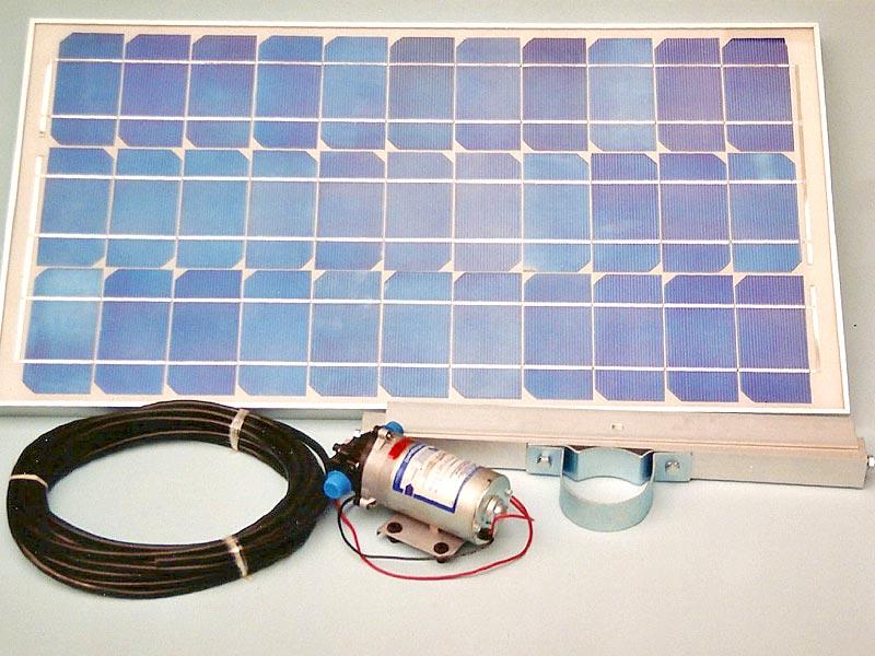 Incio Fabricação de Kits Solares – Início Solaris
