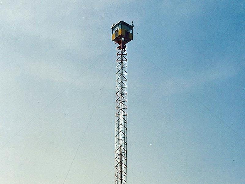 Sistemas de balizamento e radiocomunicação para torres de incêndios florestais CELPAV