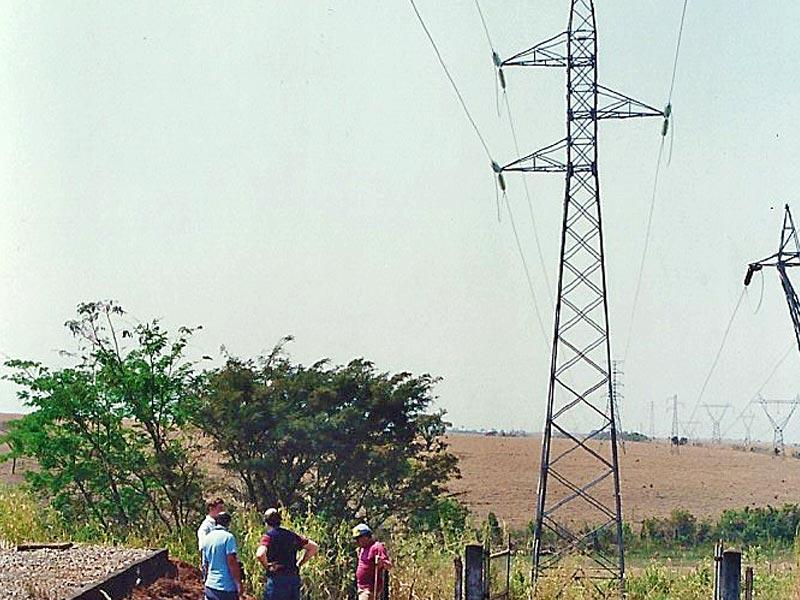 Proteção Galvanica em Torres de Transmissão CEMIG