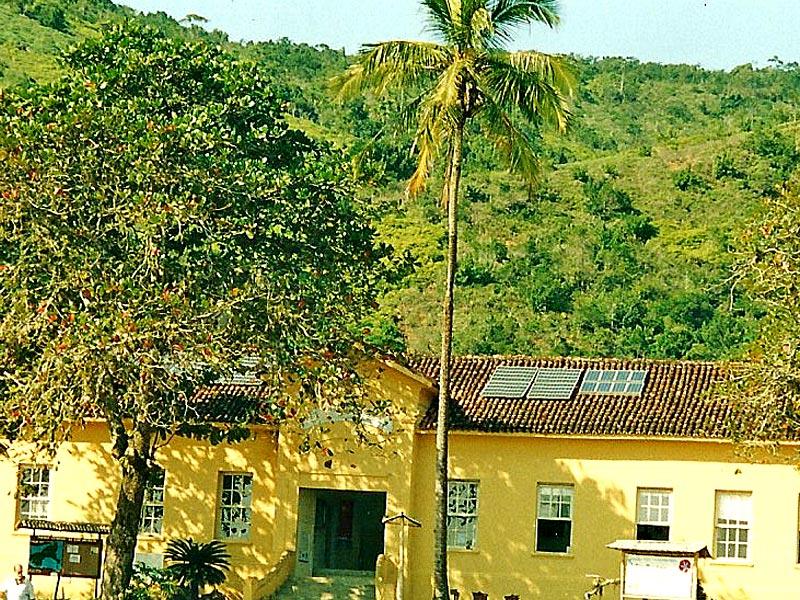 Eletrificação Rural Ilha Anchieta SMA SP