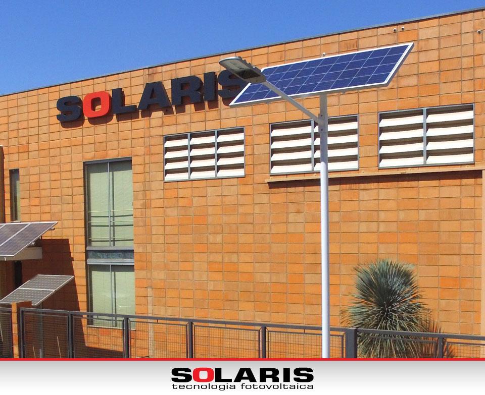 Poste de energia solar: Uma Grande aposta para 2018
