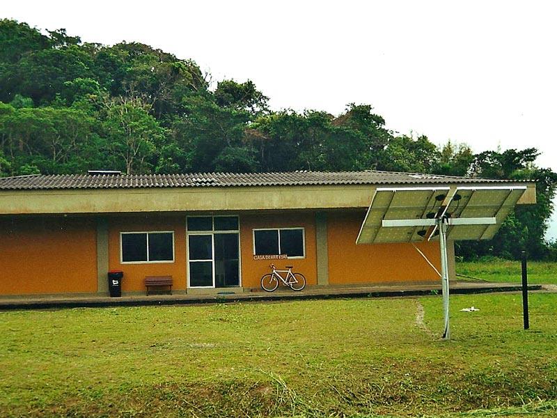 Eletrificação Rural Base Pereque Ilha do Cardoso SMA