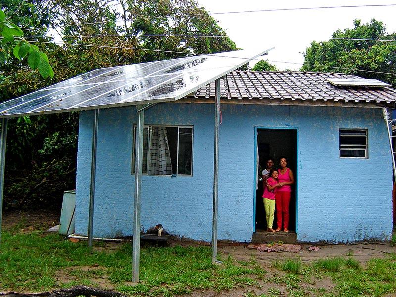 Projeto Eletrificação Rural Ilha do Cardoso ELEKTRO