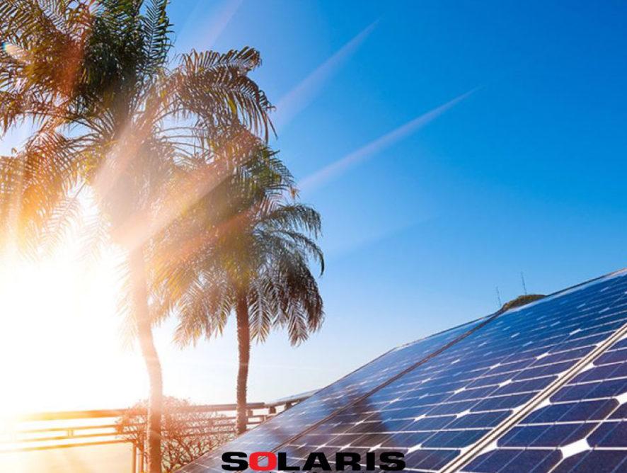 Por que investir em energia solar no verão